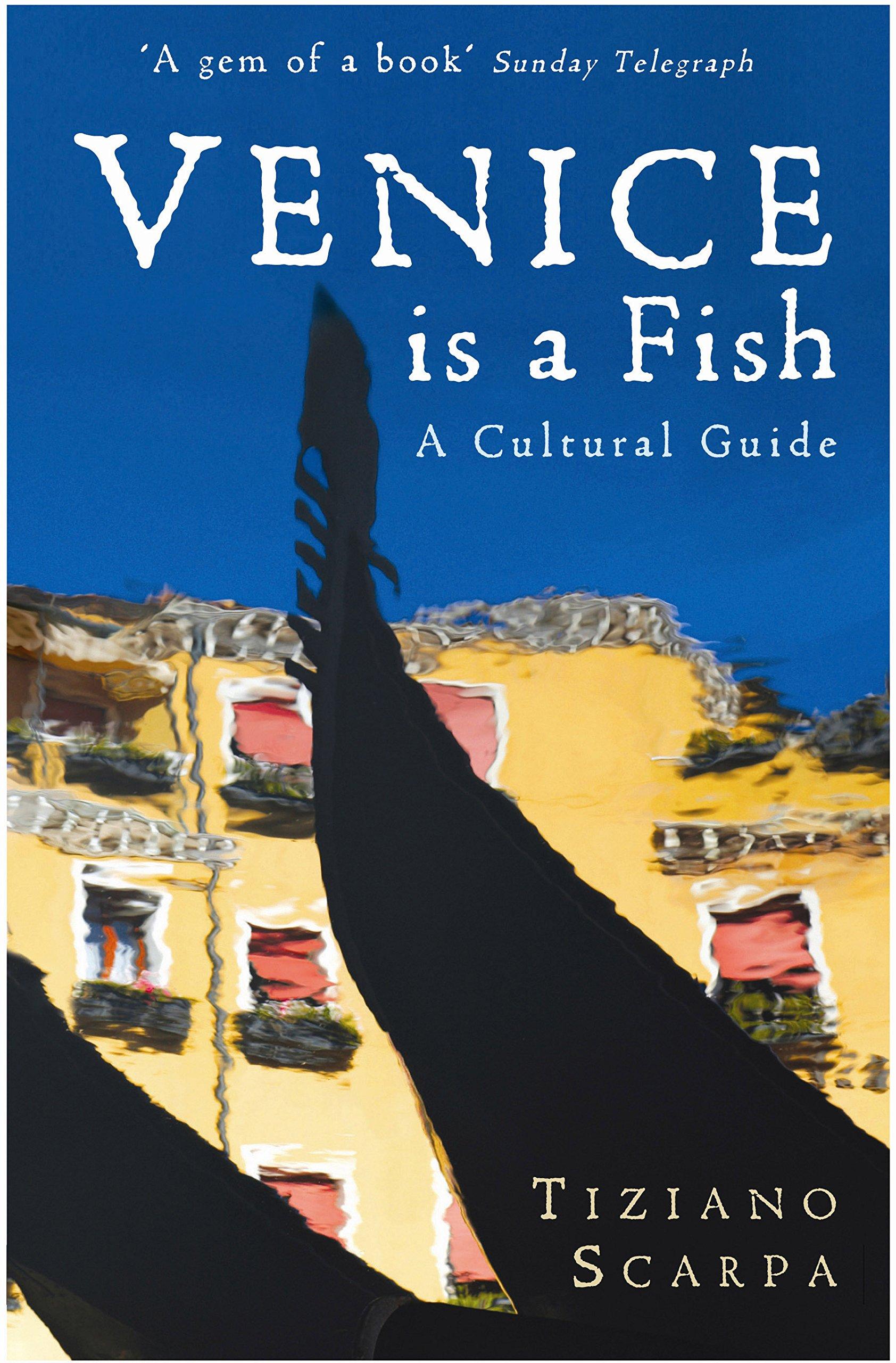 Venice Is A Fish Cultural Guide Amazoncouk Tiziano Scarpa