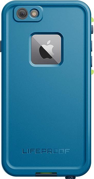 "Lifeproof FRe Series Iphone 6/6s Waterproof Case (4.7"" Version) - Retail Packaging - Banzai (Cowabunga/Wave Crash/Longboard)"