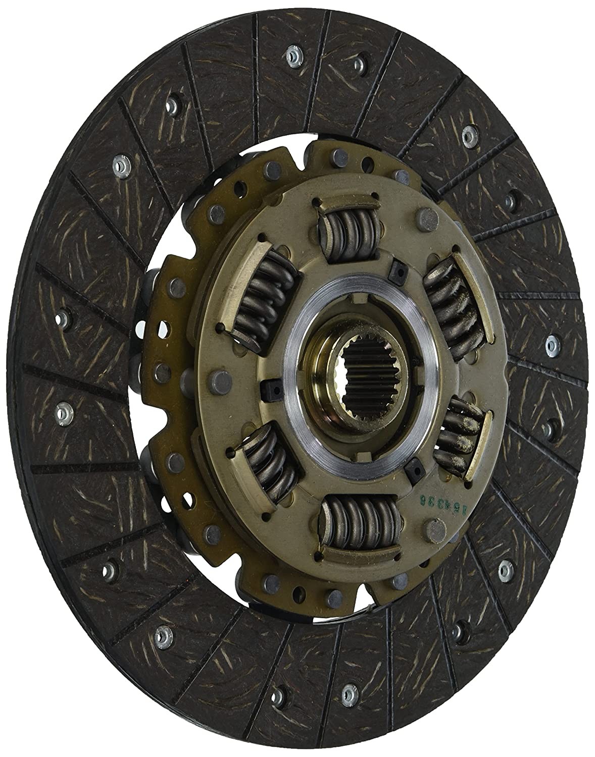 Centerforce 380944 I and II Clutch Friction Disc