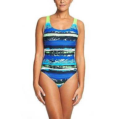633bfcbb70a7 Zoggs Aquabrush Sprintback, bañador para Mujer.: Amazon.es: Ropa y ...
