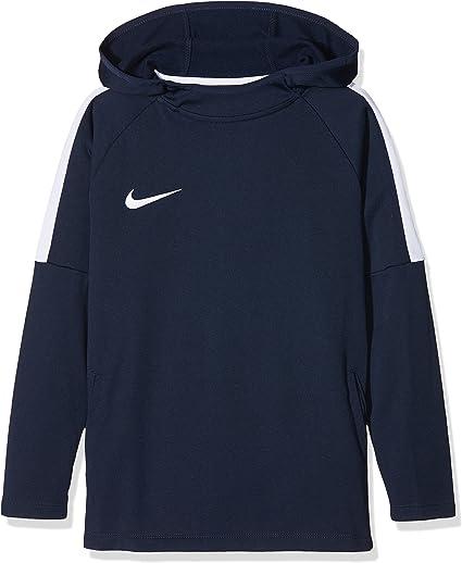 Nike Dry-FIT Academy - Sudadera de fútbol con capucha para niños: Amazon.es: Ropa y accesorios
