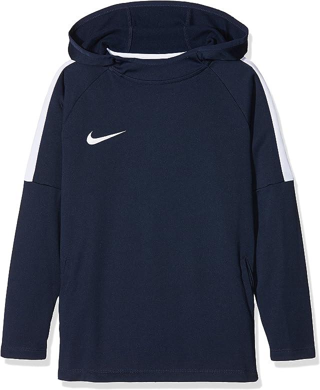 Nike Dry-FIT Academy - Sudadera de fútbol con capucha para niños ...