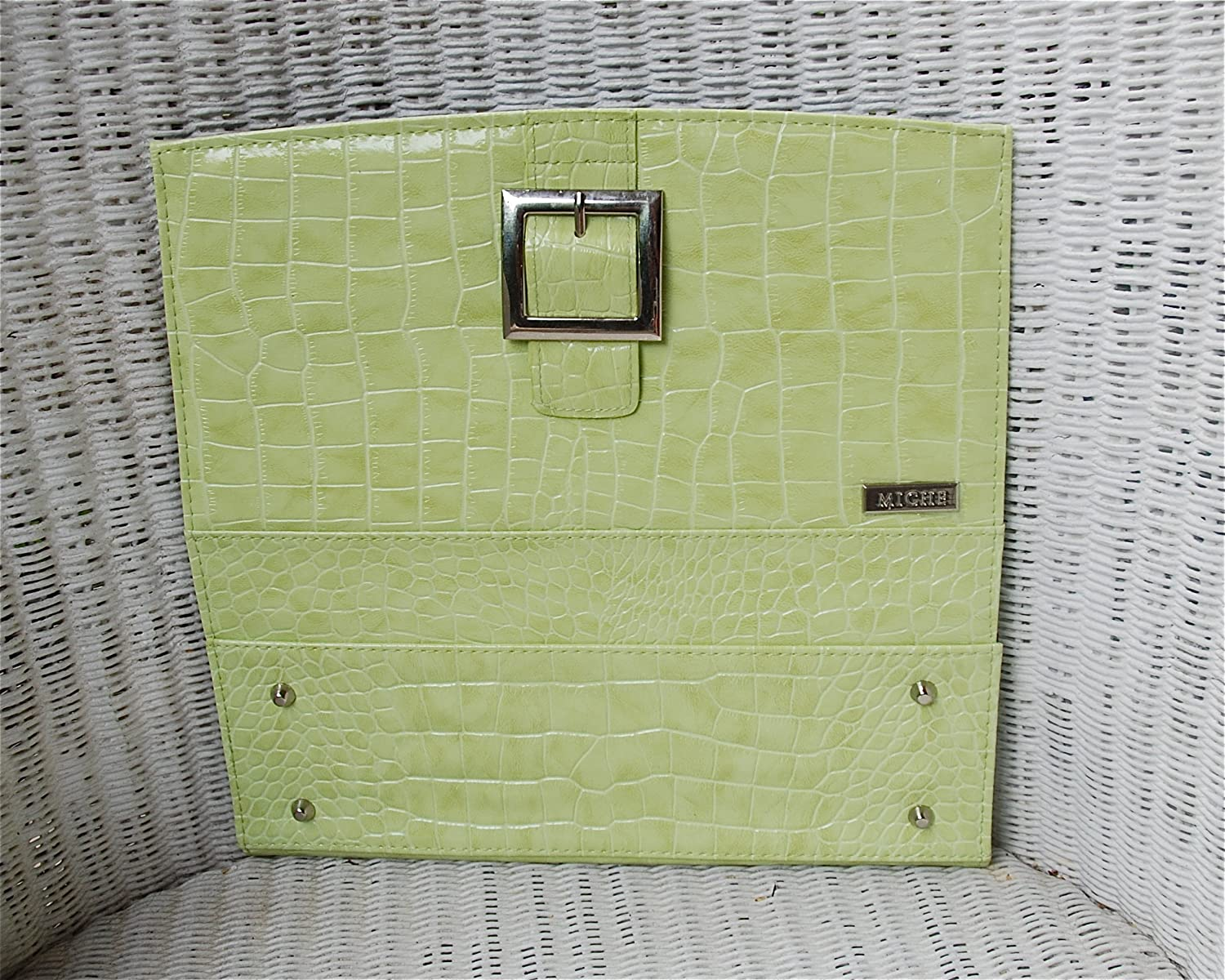 Miche Classic Shell Green Ellie with Dustbag