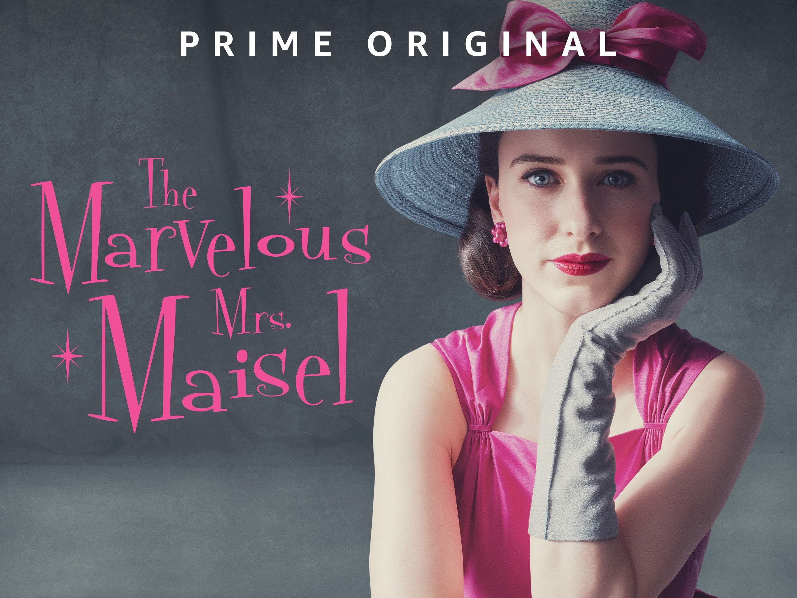 Amazon co uk: Watch The Marvelous Mrs  Maisel - Season 2 | Prime Video