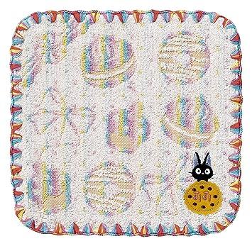 Servicio de entrega de Kiki - Mini toalla Jiji y dulces 25 x 25 cm de Japón: Amazon.es: Hogar