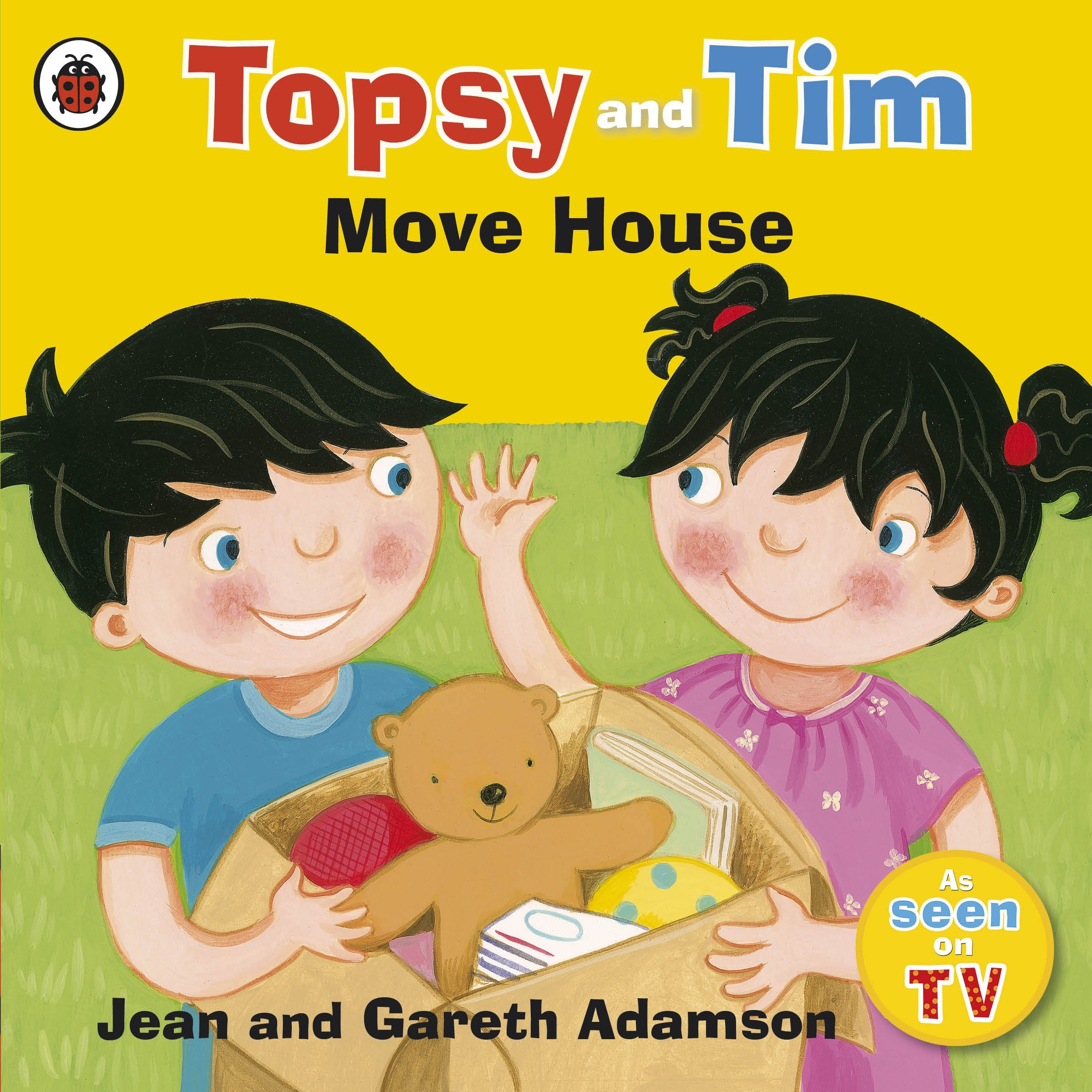 Download Topsy and Tim Move House pdf epub