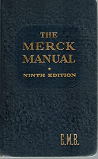 Merck's 1899 Manual of the Materia Medica (A Ready-Reference