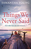 Things We Never Said (Hart's Boardwalk Book 3)