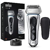 Braun Series 8 8350s - Afeitadora Eléctrica Hombre de Nueva Generación, para Barba,…
