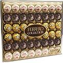48-Count Ferrero Rocher Fine Hazelnut Milk Chocolate & Coconut Confections
