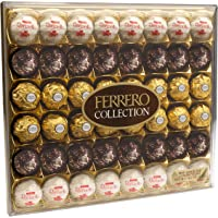 48-Count Ferrero Rocher Fine Hazelnut Milk Chocolate & Coconut Confections