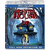 Monster House / La Maison Monstre [Blu-ray 3D] (Bilingual)