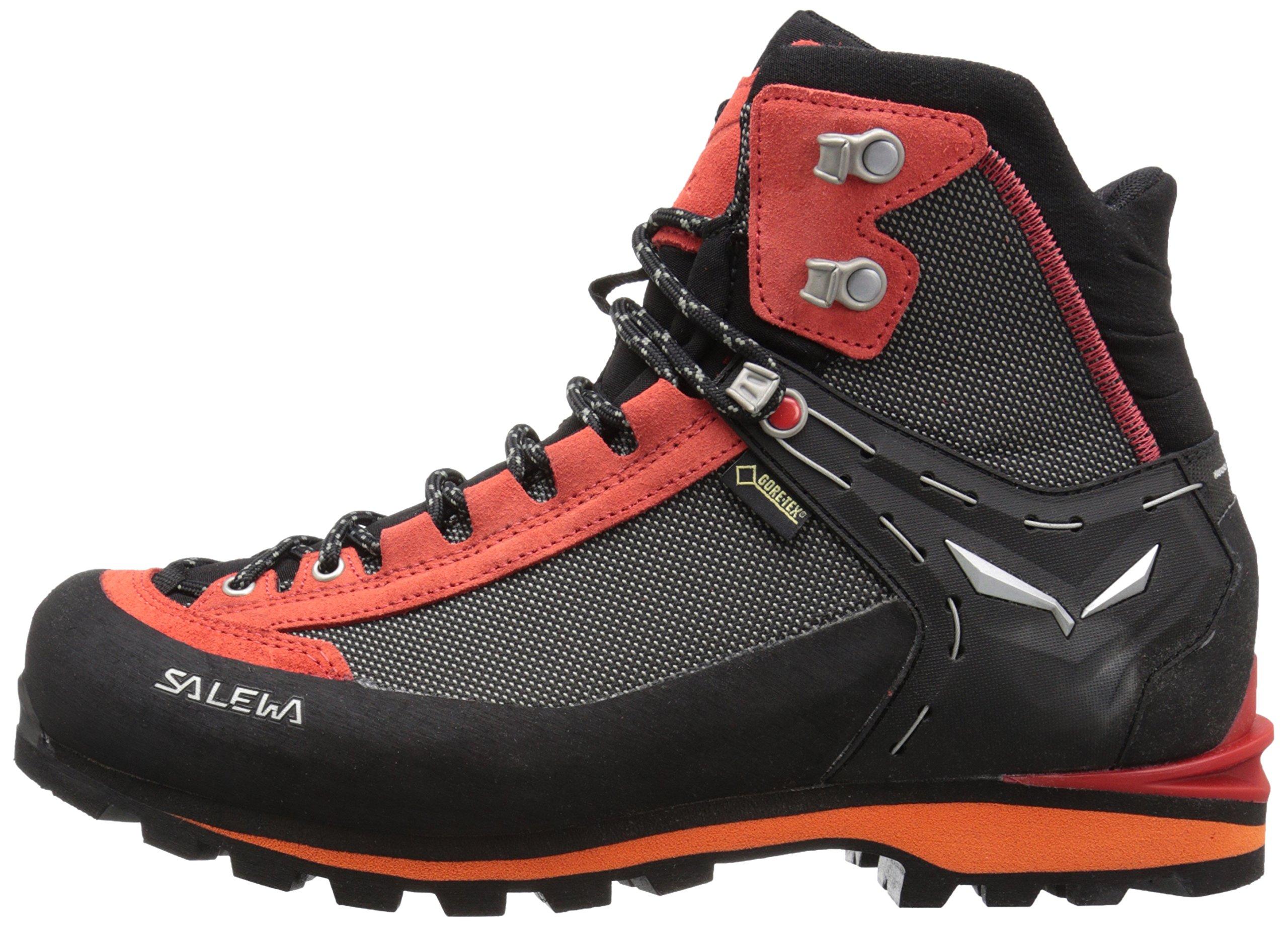 papavero US Size 8.5 M Salewa Men/'s Crow GTX Mountaineering Boot Black