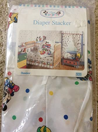 Disney Babies Diaper Stacker