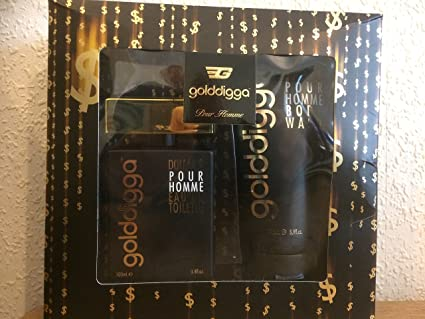 Papel de regalo Golddigga en billete de dólar $espuma de poliuretano para Homme Juego de