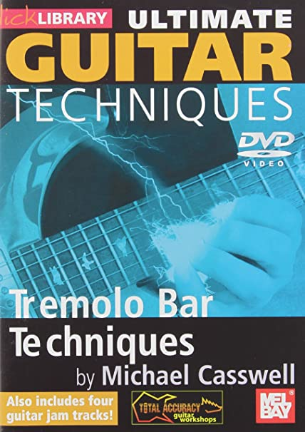 Lick library tremolo bar