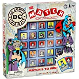 Monopoly DC Comics Top Trumps Match Board Game