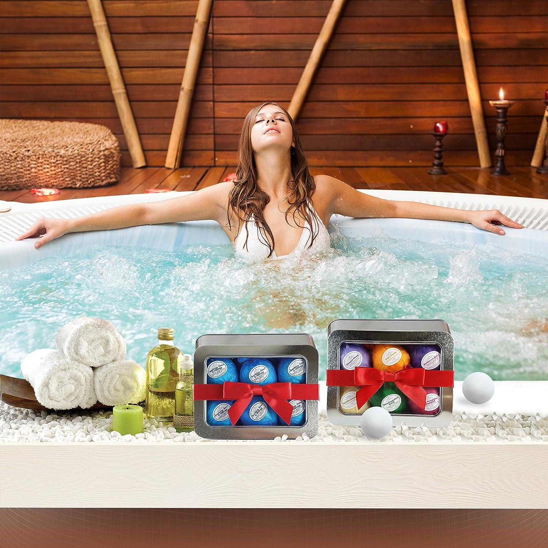 organic bath gift set