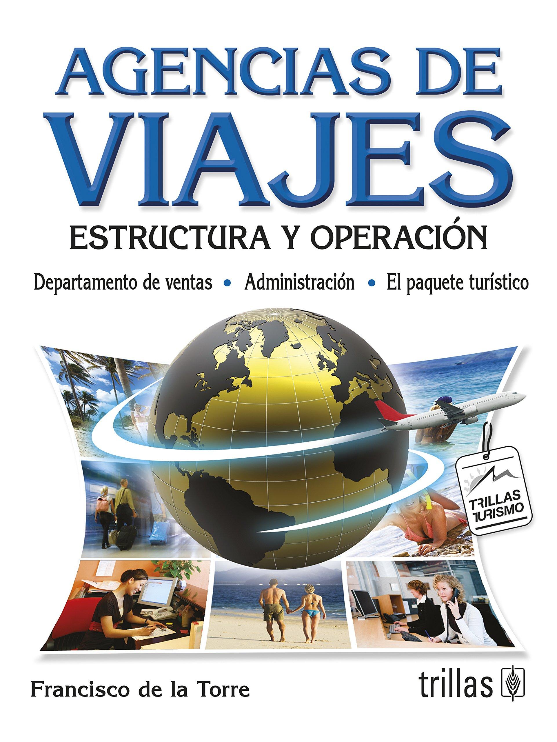 Agencias de viajes y transportacion / Travel agencies and transportation (Spanish Edition) PDF