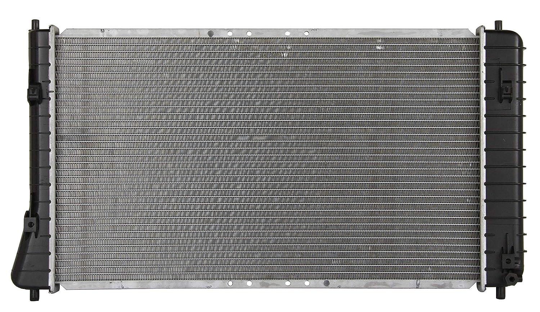 Spectra Premium CU1687 Complete Radiator
