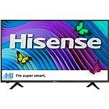 Hisense 50H6D 50-Inch 4K Smart LED TV 2160P (New 2017 Model) No Stands (Certified Refurbished)