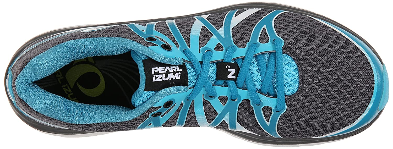 Pearl Izumi W W Izumi Em Road N 3 Shadow Grau/Algiers Blau Shadow Grau/Algiers Blau f13d32