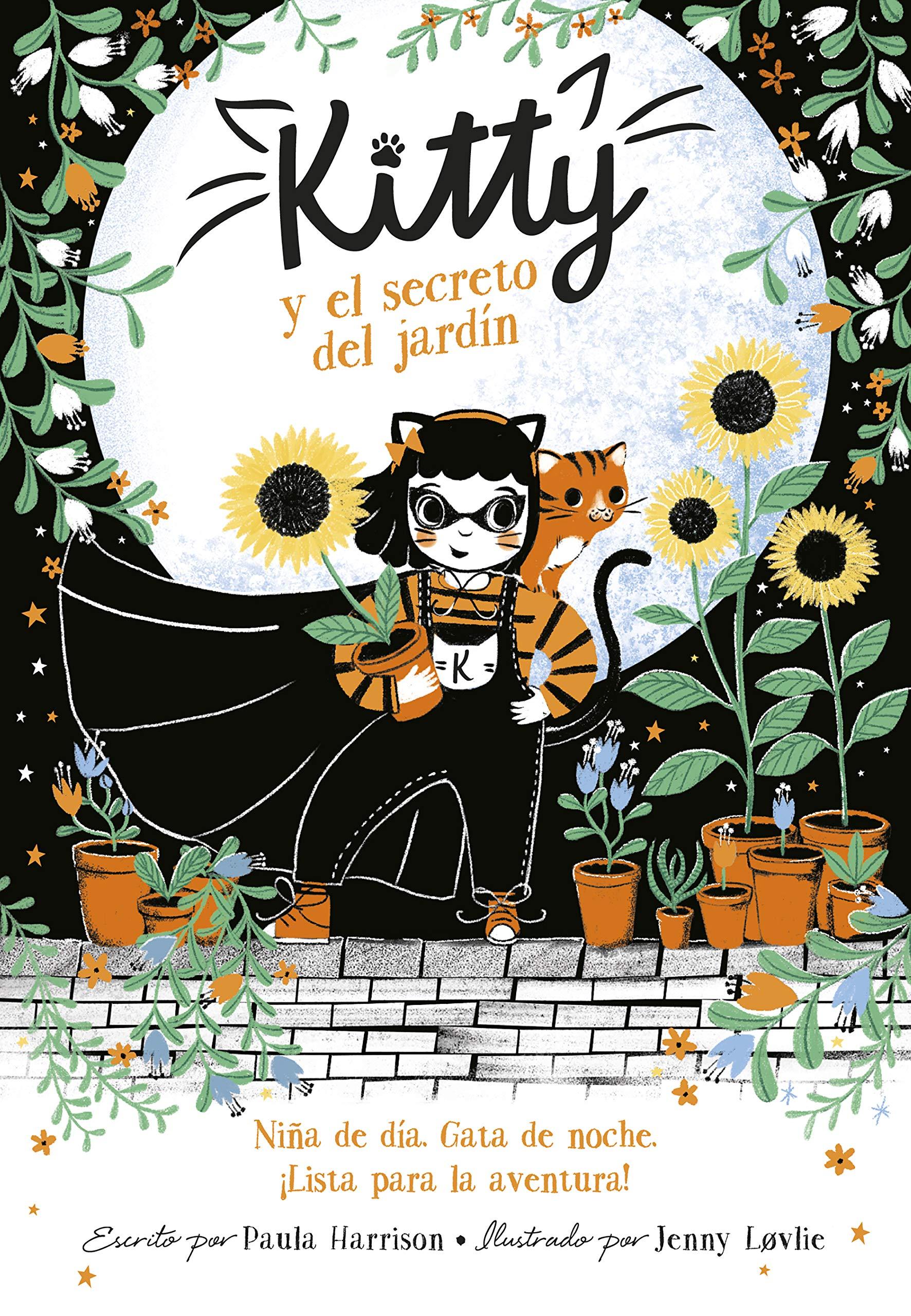 Kitty y el secreto del jardín (=^Kitty^=): Amazon.es: Harrison, Paula, Sara Cano Fernández;: Libros