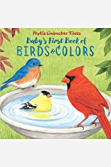 Baby's First Book of Birds & Colors: 1 Board book