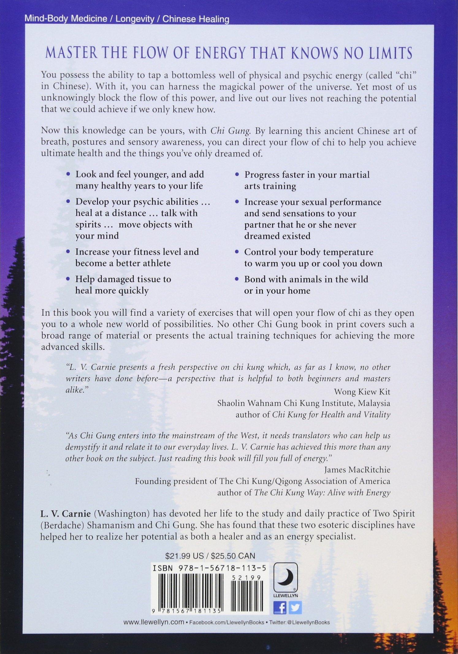Chi Gung: Chinese Healing, Energy and Natural Magick: L V  Carnie