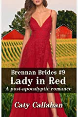 BRENNAN BRIDES, BOOK 9: LADY IN RED Kindle Edition