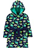 Simple Joys by Carter's Baby and Toddler Boys' Hooded Sleeper Robe