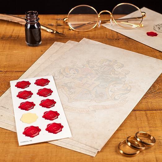 Paladone Set De Escritura Harry Potter Hogwarts Letter: Amazon.es ...