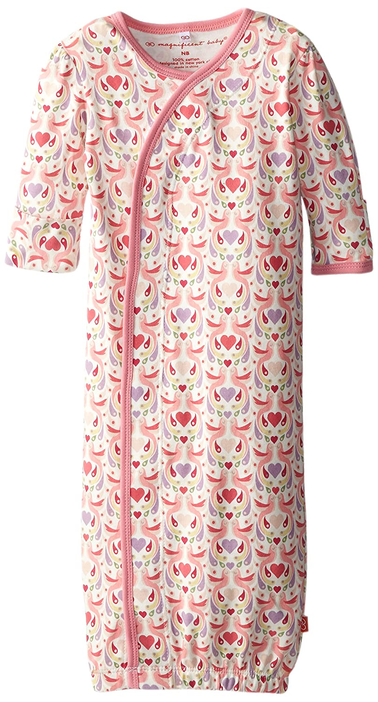 Magnificent Baby Baby-Girls Newborn Lovebird Gown 1162-G