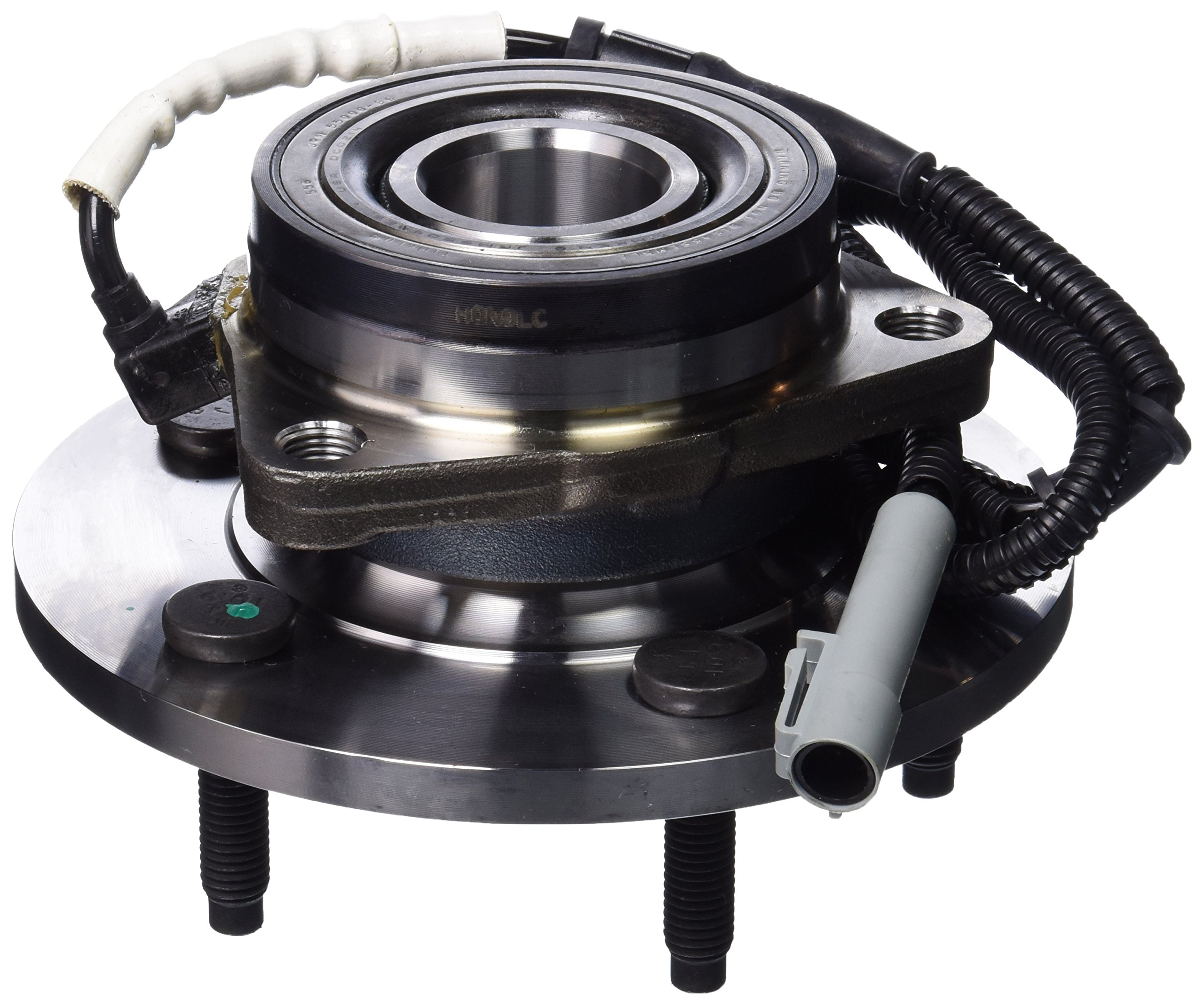 Timken SP550200 Axle Bearing and Hub Assembly