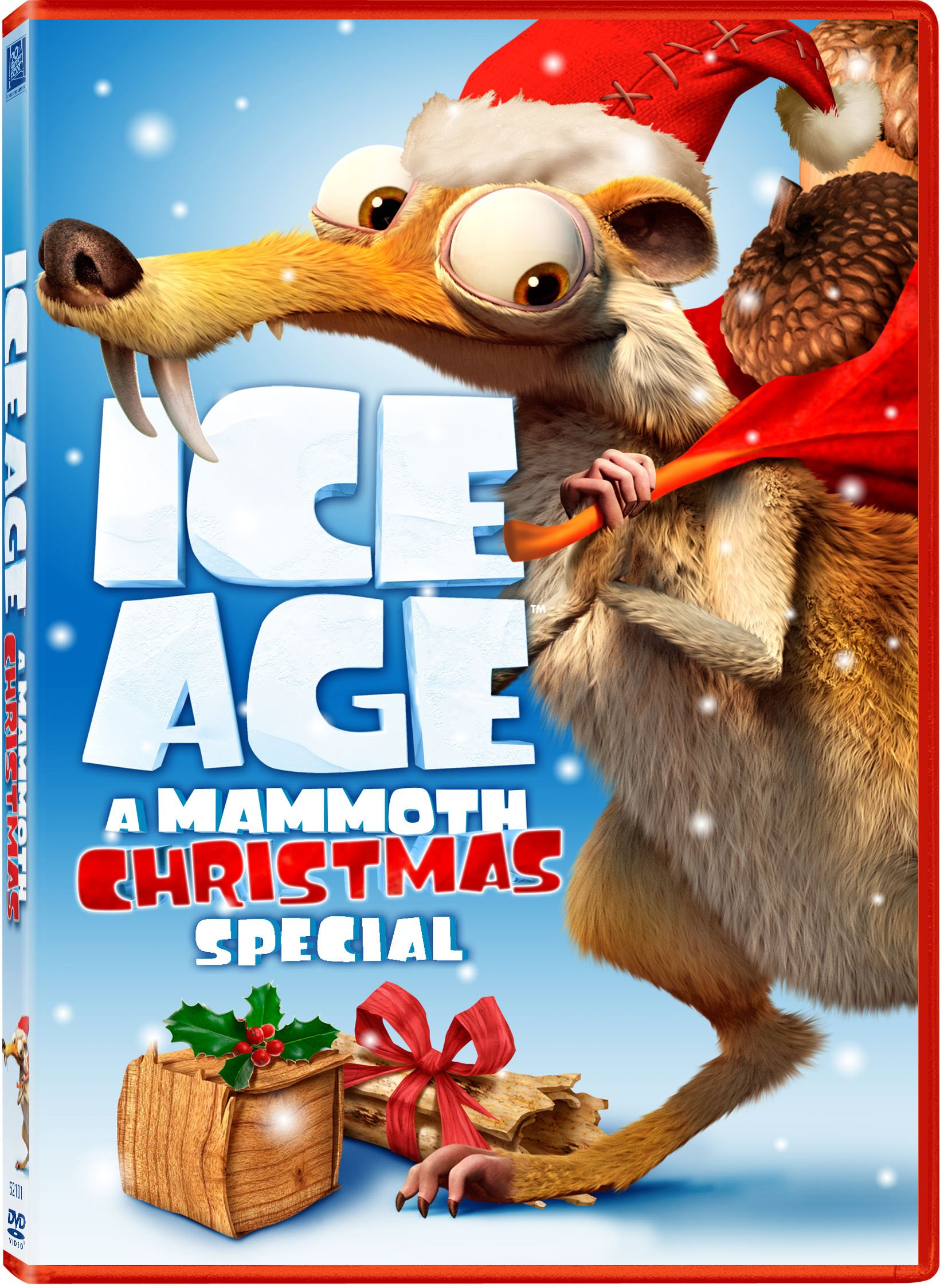 DVD : Ice Age: A Mammoth Christmas Special (Dolby, Dubbed, , Widescreen)