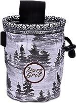 Pure Grit Sub Alpine Rock Climbing Chalk Bag (USA Made)