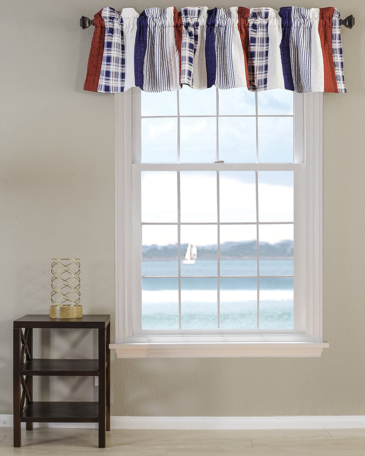 ebe contemporary window dd charm satisfactory themed fascinate and riveting nautical print of treatments seashell walmartcom striped best curtains valance bathroom windows kitchen inspirations s for ce size c unusual pleasant trends coffee sailboat beach jute valances acae full delight house aab