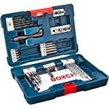 Jogo V-Line 41 peças, Bosch, 2607017396-000, Azul