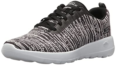 2fba97e96ed6a Skechers Performance Women's Go Joy 15603 Walking Shoe,black/white,5 ...