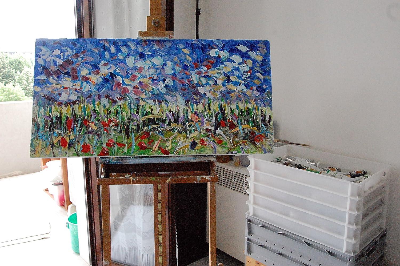 Pinturas al óleo de Arte Moderno Arte de Lienzo de Pared Pintura al óleo sobre lienzo de pared Decoración del hogar ilustraciones abstractas pintadas a mano ...