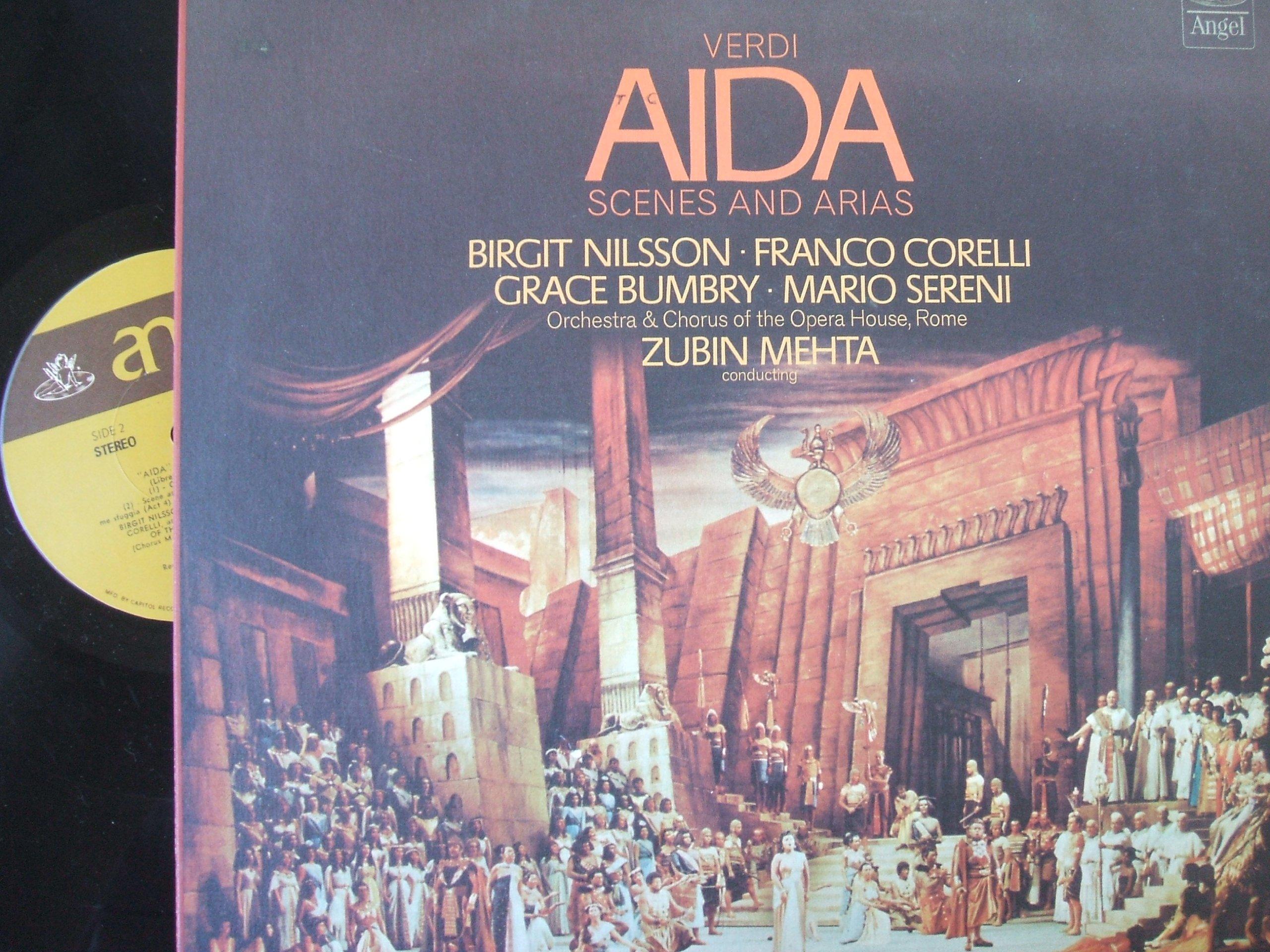 Verdi: Aida - Scenes and Arias