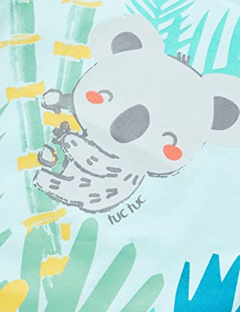 Tuc Tuc G. Leaves Conjunto de Ropa para Bebés