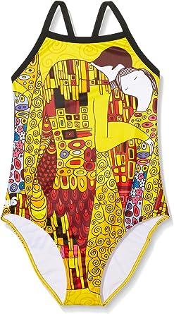 Miws Klimt Bañador de Natación, Mujer: Amazon.es: Ropa y ...