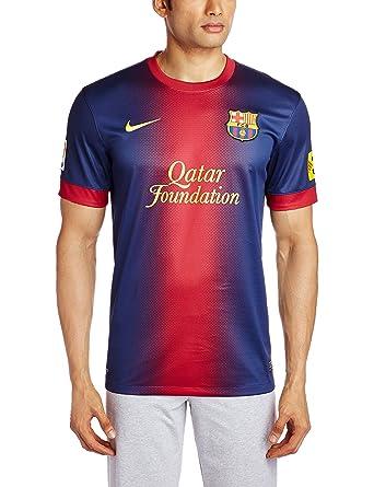 Nike Barcelona F.C. - Camiseta de fútbol para hombre 7bb0b3d5e48