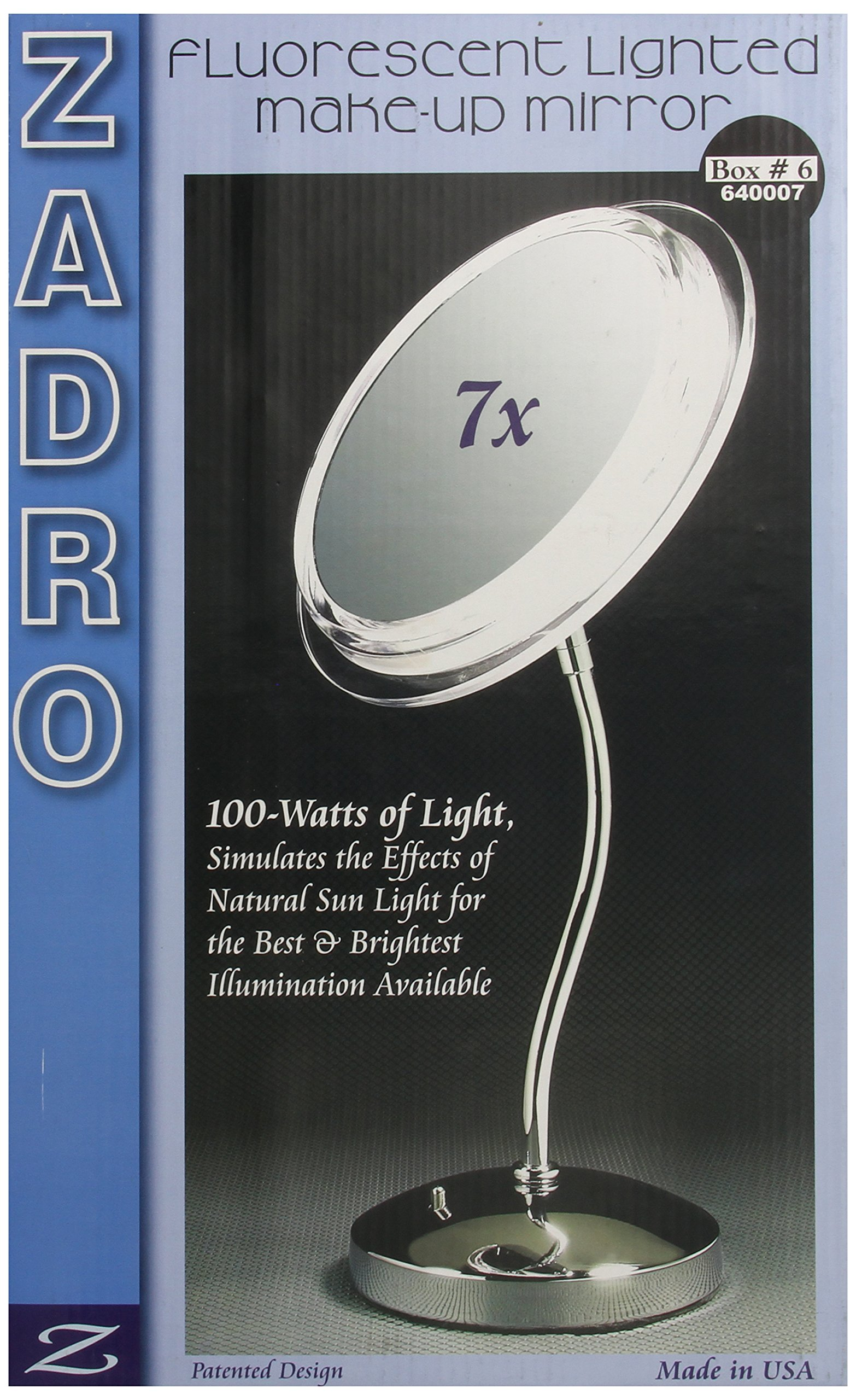 Amazon Com Zadro 7 In Surround Light T5 22w Circular