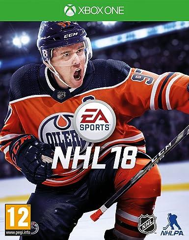 NHL 18 - Xbox One [Importación inglesa]: Amazon.es: Videojuegos