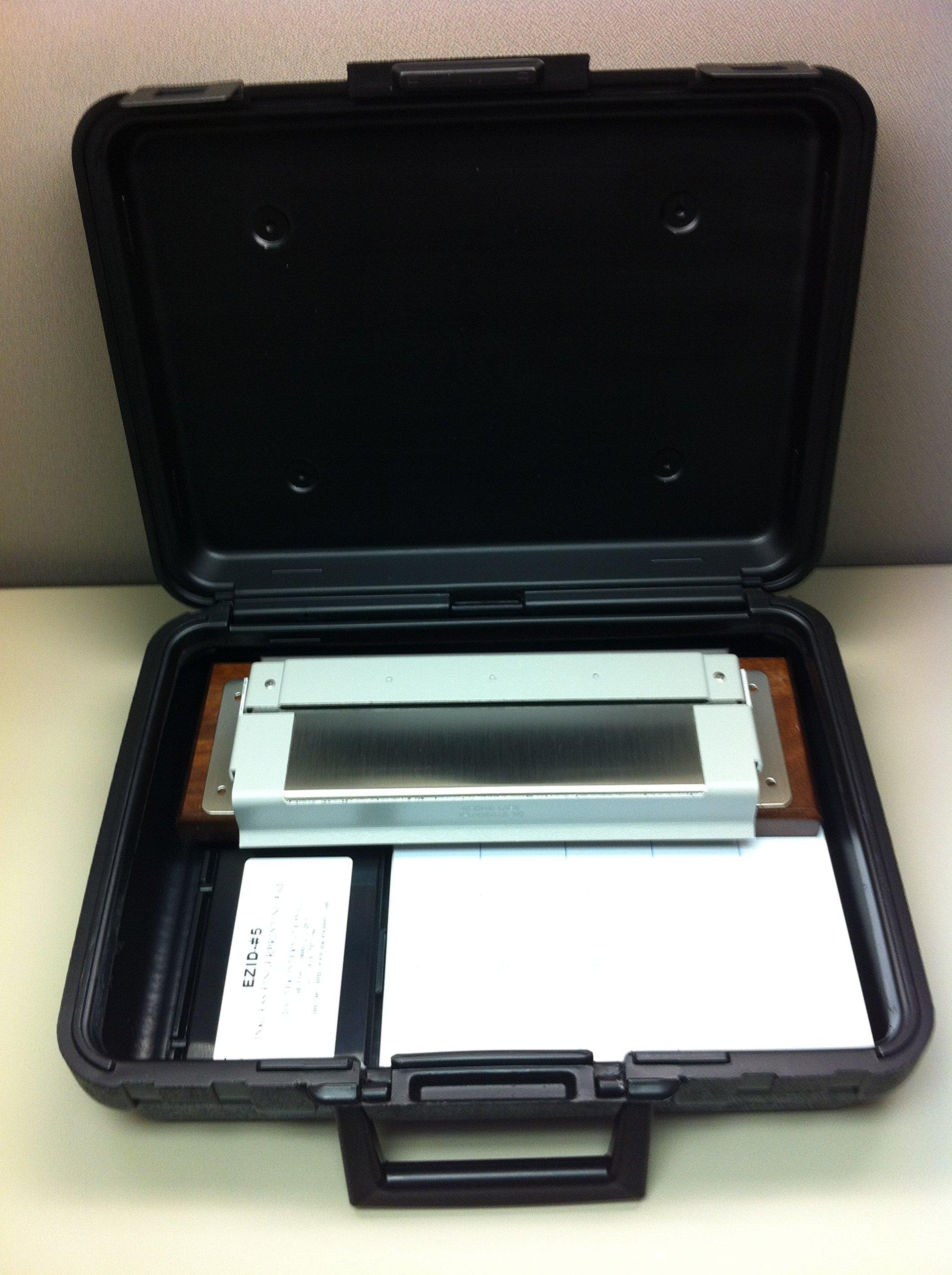 Professional Inkless Portable Fingerprint Workstation