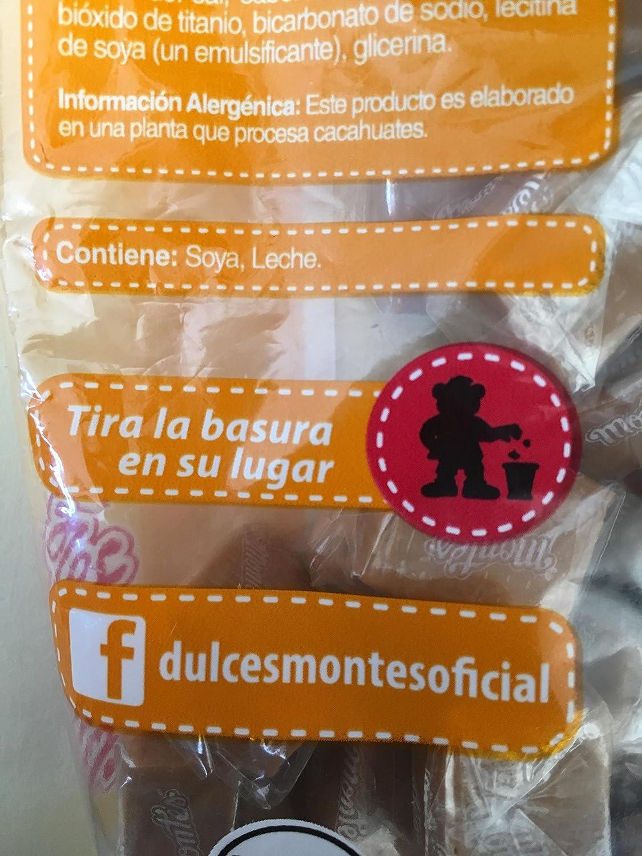 Amazon.com : Montes Vanilla Caramel Soft Candy - Caramelos Suave de Leche Sabor a Vainilla 17 Ounces : Grocery & Gourmet Food