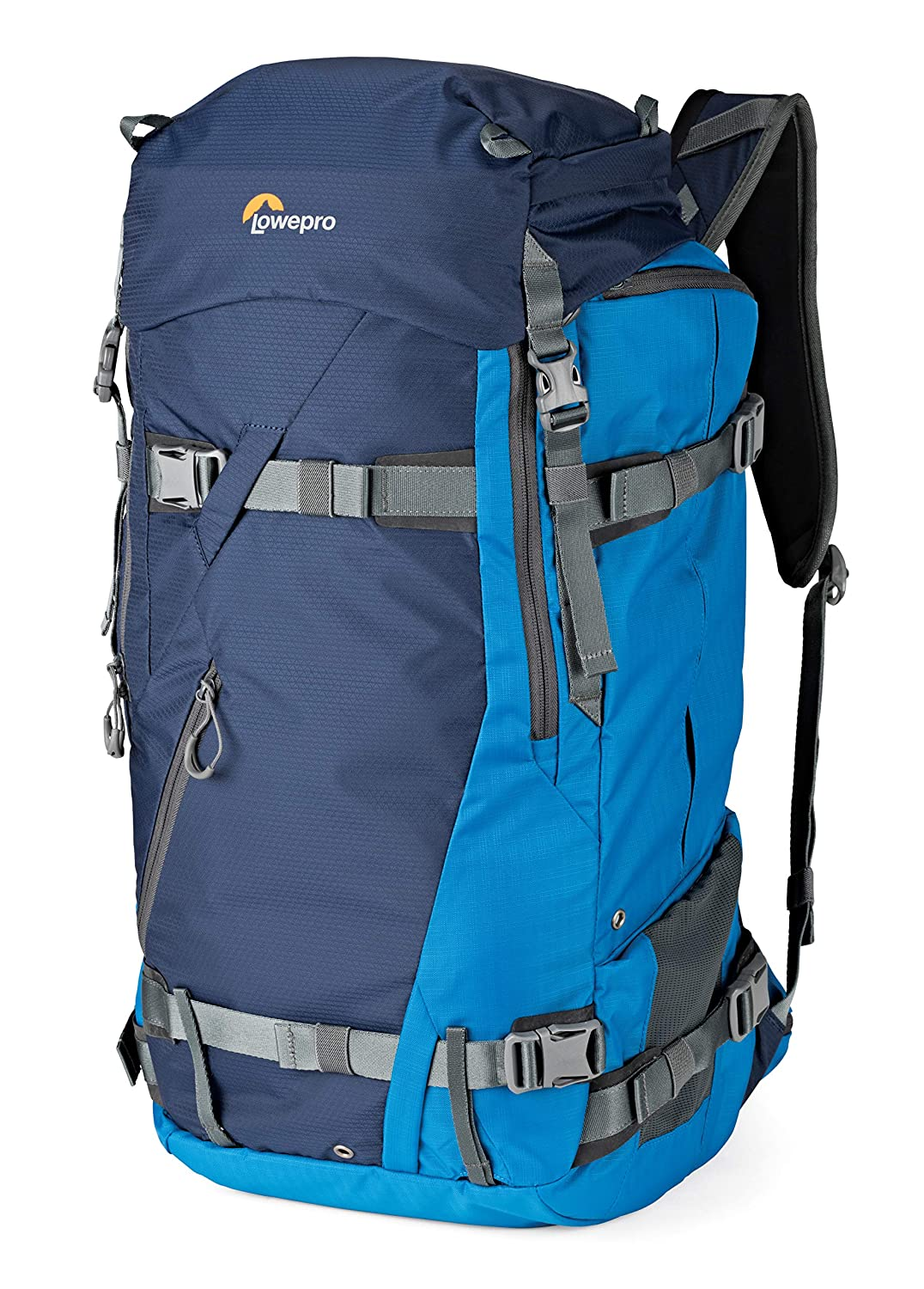 c164d7ba9a03 Amazon.com: Lowepro Powder BP 500 AW Outdoor Backpack (Blue) for ...
