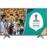 Hisense H55NEC5605 138 cm (55 Zoll) Fernseher (Ultra HD, HDR, Triple Tuner, Smart-TV)
